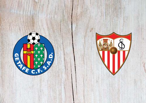 Getafe vs Sevilla -Highlights 23 February 2020