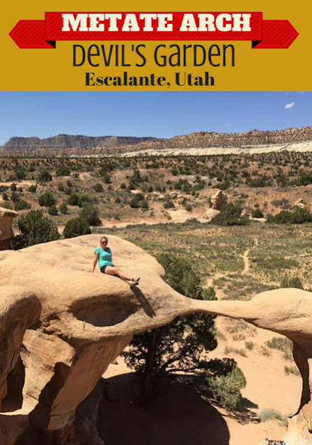 The Ultimate Guide - Dog Friendly Hikes in Escalante, Utah! Hike to Metate Arch