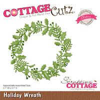 http://www.scrappingcottage.com/cottagecutzholidaywreathelites.aspx