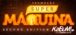 Promoção Kabum Super Máquina 2017 Segunda Edição Concorrer PC 30 Mil Reais