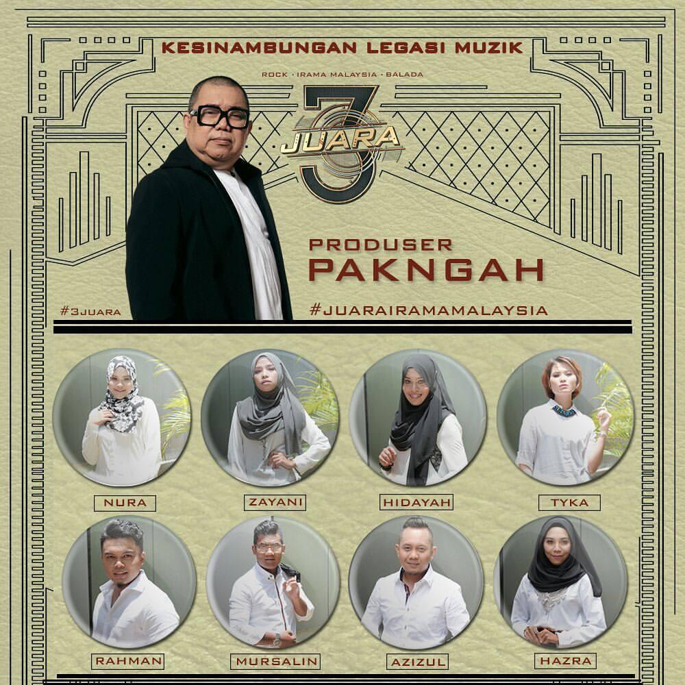 #JuaraIramaMalaysia
