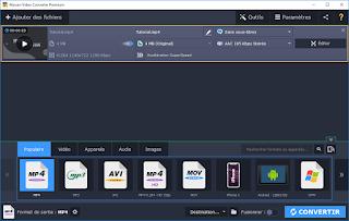 تحميل أقوى برنامج لتحويل الفيديو يتيح لك تحويل ملفات الوسائط المتعددة Movavi Video Converter 19.3.0