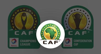 الكاف ، بشأن نصف نهائي دوري أبطال إفريقيا وكأس الاتحاد