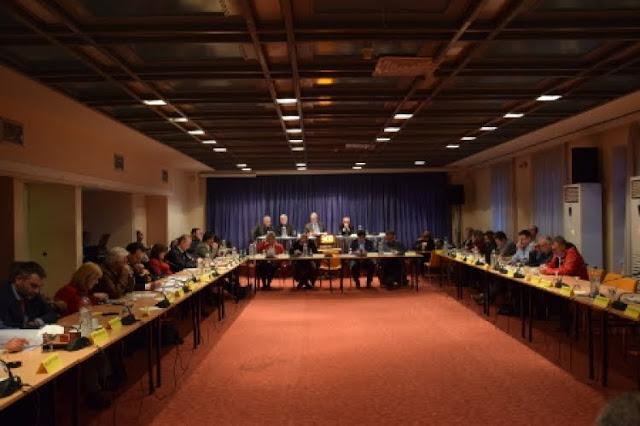 Συνεδριάζει το Περιφερειακό Συμβούλιο Πελοποννήσου την Δευτέρα 10 Δεκεμβρίου