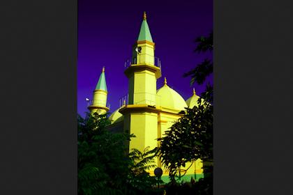 Masjid Penyengat, Mesjid Sultan Riau - Mesjid Pulau Para Raja