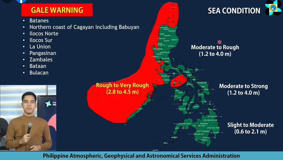 'Habagat' PAGASA weather update July 29, 2021 gale warning