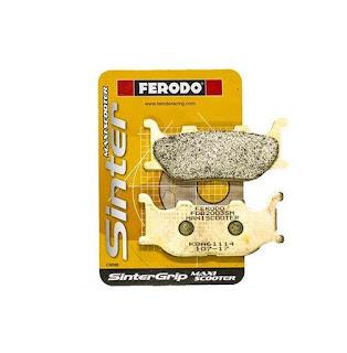 Τακάκια Ferodo SinterGrip Maxi Scooter