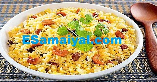 புரோட்டீன் ரிச் நட்ஸ் ரைஸ் செய்முறை / Protein Rich Nuts Rice Recipe !