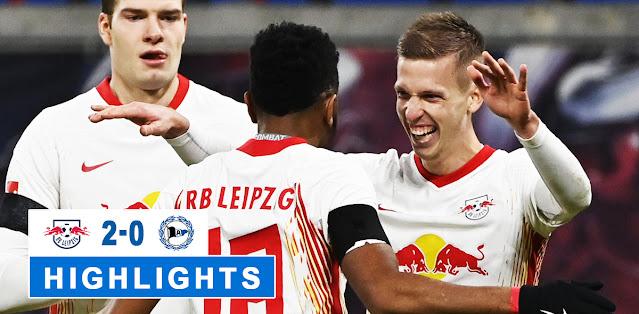 RB Leipzig vs Arminia Bielefeld – Highlights