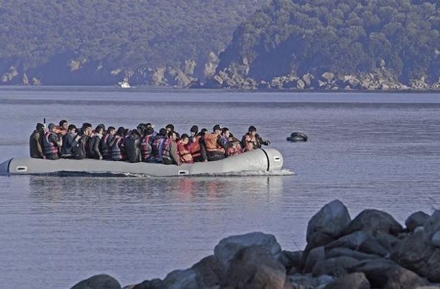 Λέσβος: Πέντε βάρκες με διακόσιους μετανάστες μέσα σε λίγα λεπτά