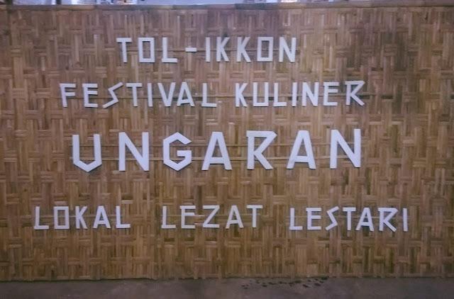Festival Kuliner Ungaran 2019