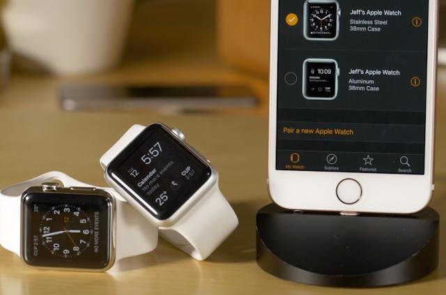 كيفية استخدام ايفون مع عدة ساعات Apple Watches