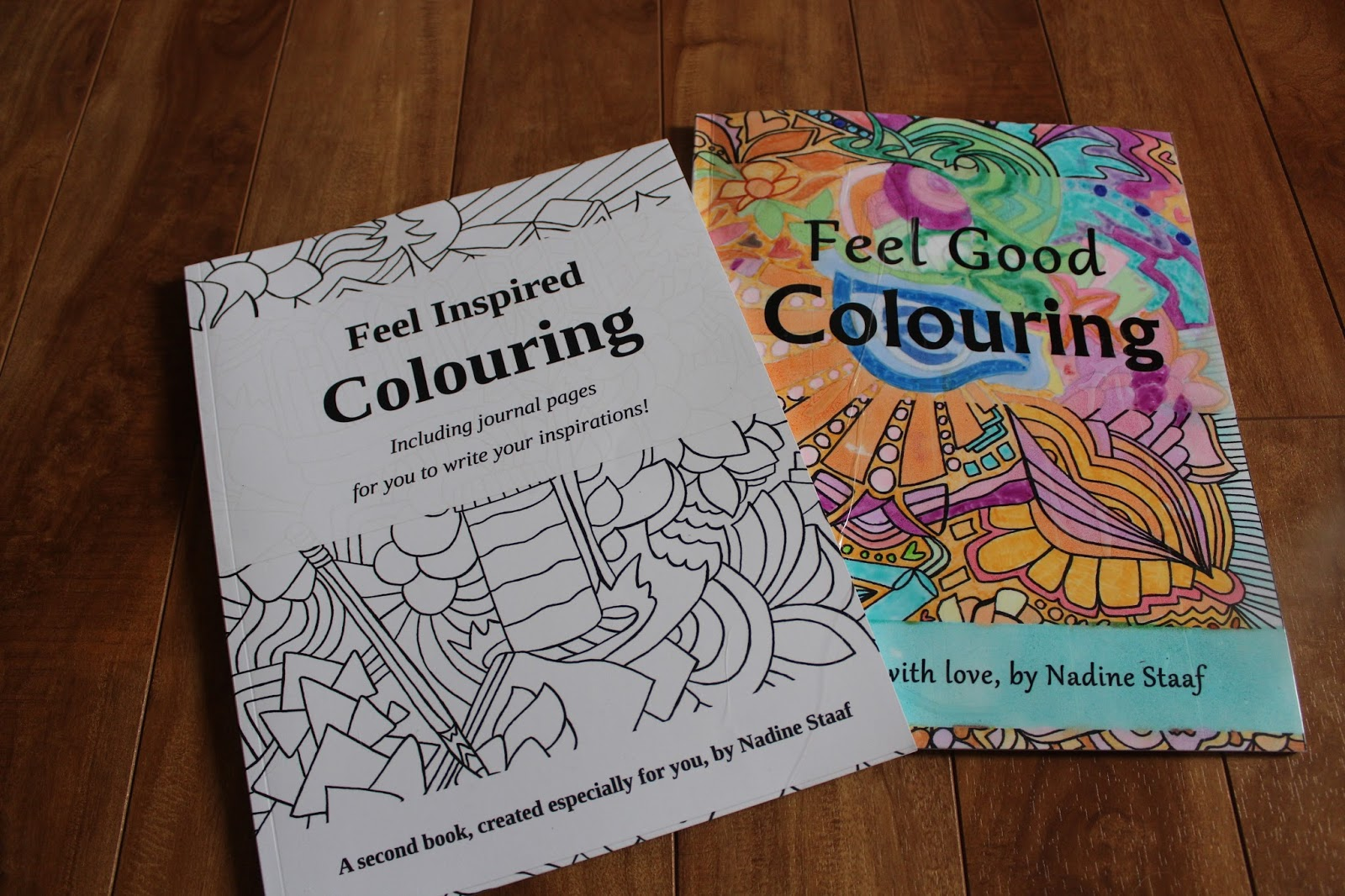 My Favourite Adult Colouring Books
