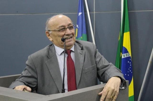 Presidente da Assembleia de Deus no Piauí, Pastor Nestor Mesquita morre em Teresina