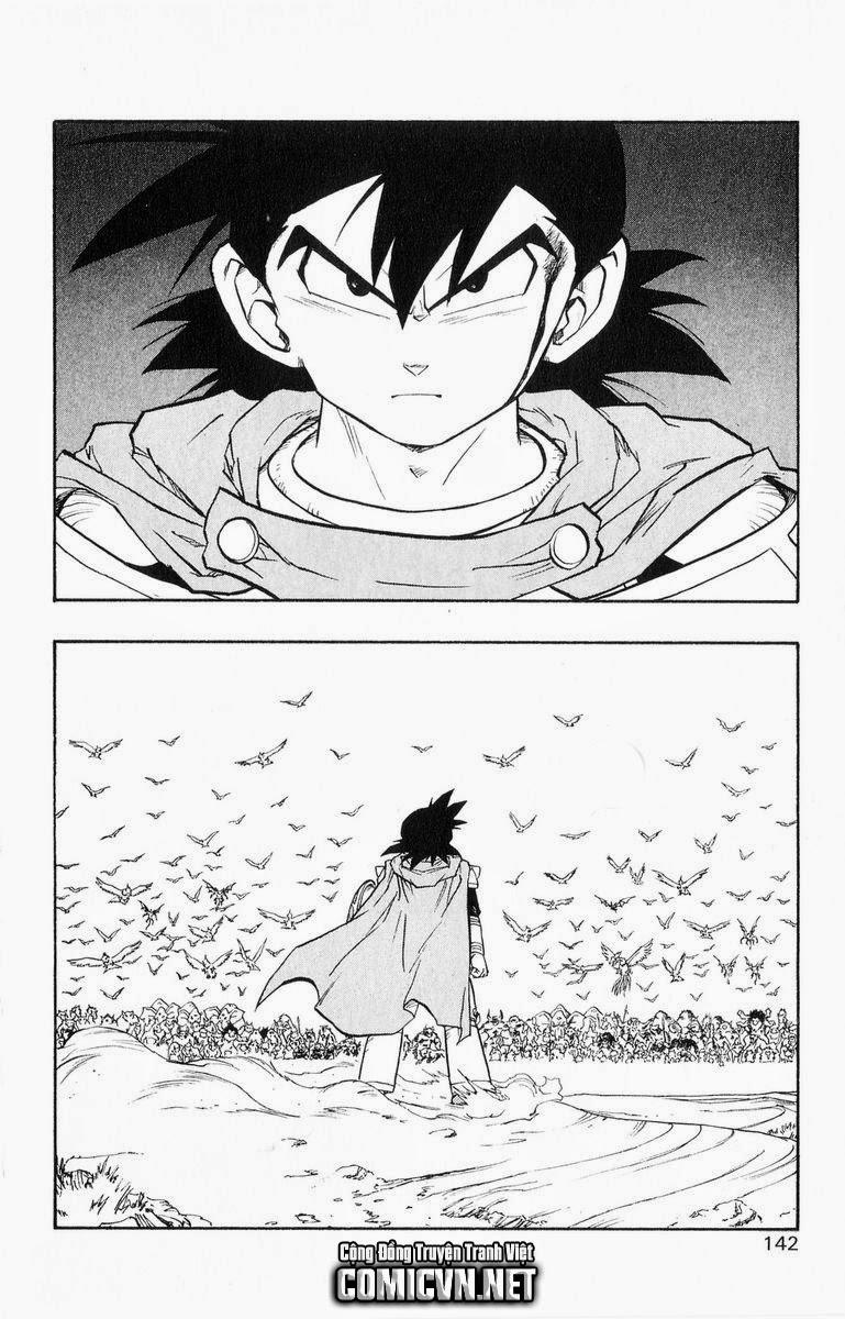 Dragon Quest: Emblem of Roto chapter 25 trang 33