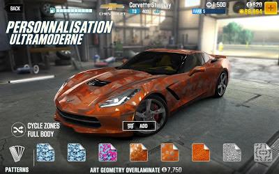 Télécharger CSR Racing 2 MOD Apk