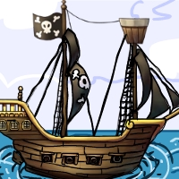 GenieFunGames Can You Escape this Pirate Ship
