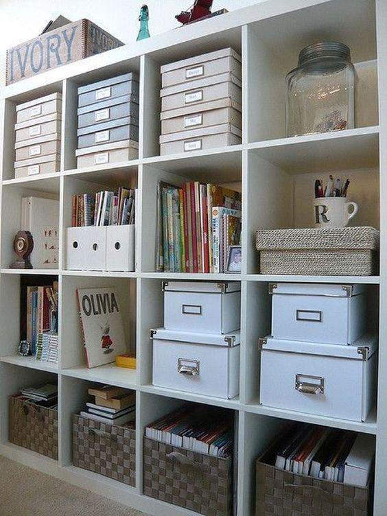 Amazing Home Office Organization Idea