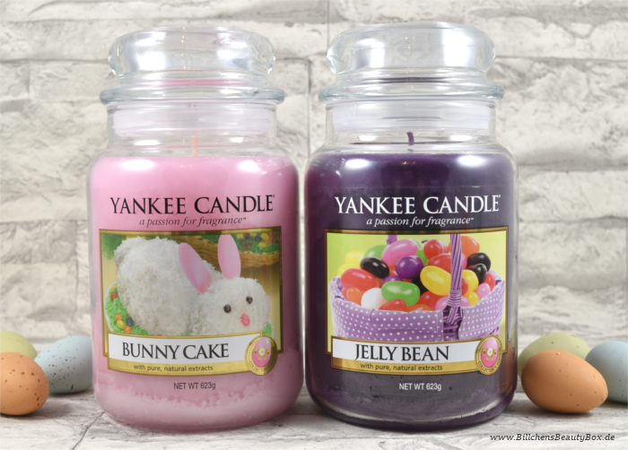 Yankee Candle Bunny Cake Jelly Bean Review