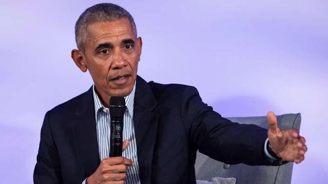 Tolak Kebrutalan Polisi, Obama Dukung Demonstran
