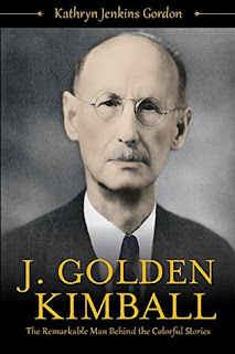 Heidi Reads... J. Golden Kimball: The Remarkable Man Behind the Colorful Stories by Kathryn Jenkins Gordon