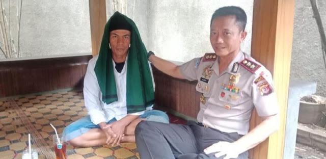 Polri: Pembawa Bendera HTI Terancam Pasal 174 KUHP, Ancaman Hukumannya Penjara Selama Tiga Minggu