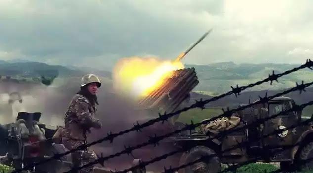 Ρωσία προς Τουρκία για Ναγκόρνο Καραμπάχ: Μη ρίχνετε λάδι στη φωτιά  (vid)