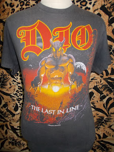 VTG DIO THE LAST IN LINE SHIRT