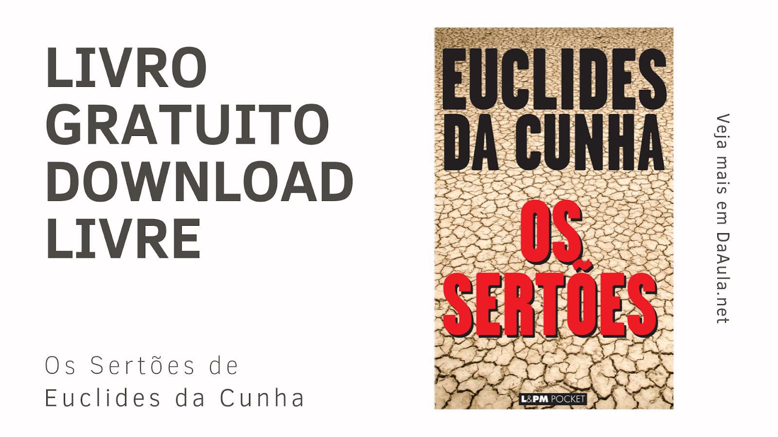 Livro: Os Sertões de Euclides da Cunha