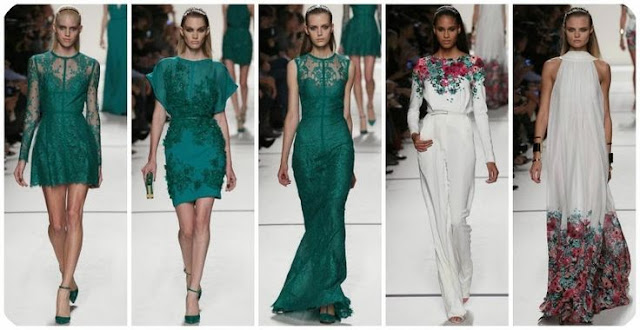 Elie Saab  Spring 2014  Collection