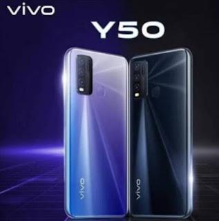 handphone vivo y50