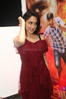 Pragya Jaiswal in Stunnign Deep neck Designer Maroon Dress at Nakshatram music launch ~ CelebesNext Celebrities Galleries 064.JPG