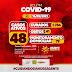 Jaguarari registra 07 novos casos de coronavírus neste domingo (16)