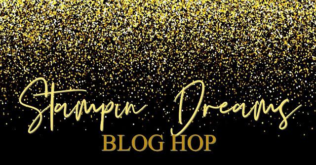 Stampin' Dreams Blog Hop - Step It Up