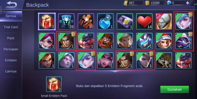 Langkah Menjual Hero Mobile Legend Kedua