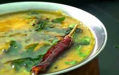 Paruppu kadaiyal in Tamil   Video recipe