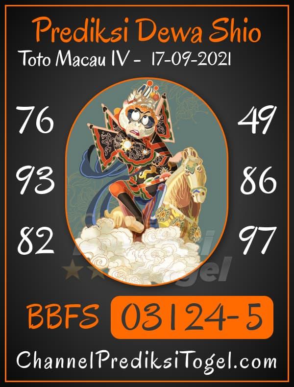Predksi Shio Toto Macau IV