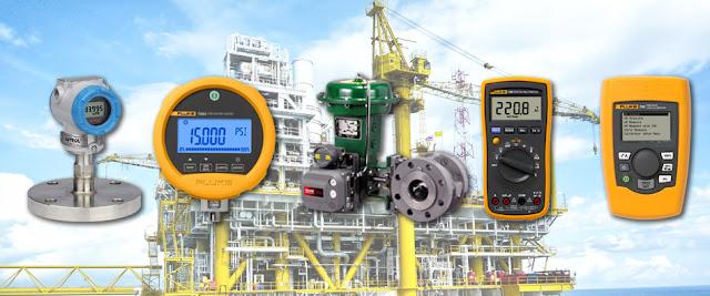 أنواع اجهزة القياس في الصناعة