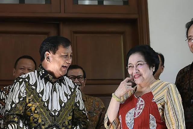 Jokowi dan Megawati Beri Sambutan Virtual di KLB Gerindra