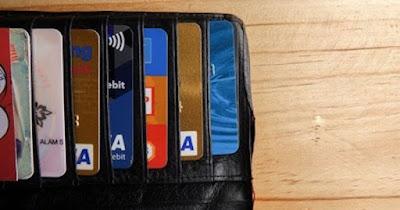 Bergaya dengan kad kredit, jangan sampai duit tak ada