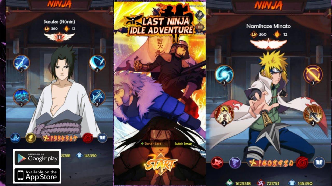 Last Ninja Idle Adventure