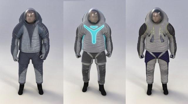 astronaut futuristic design - photo #38