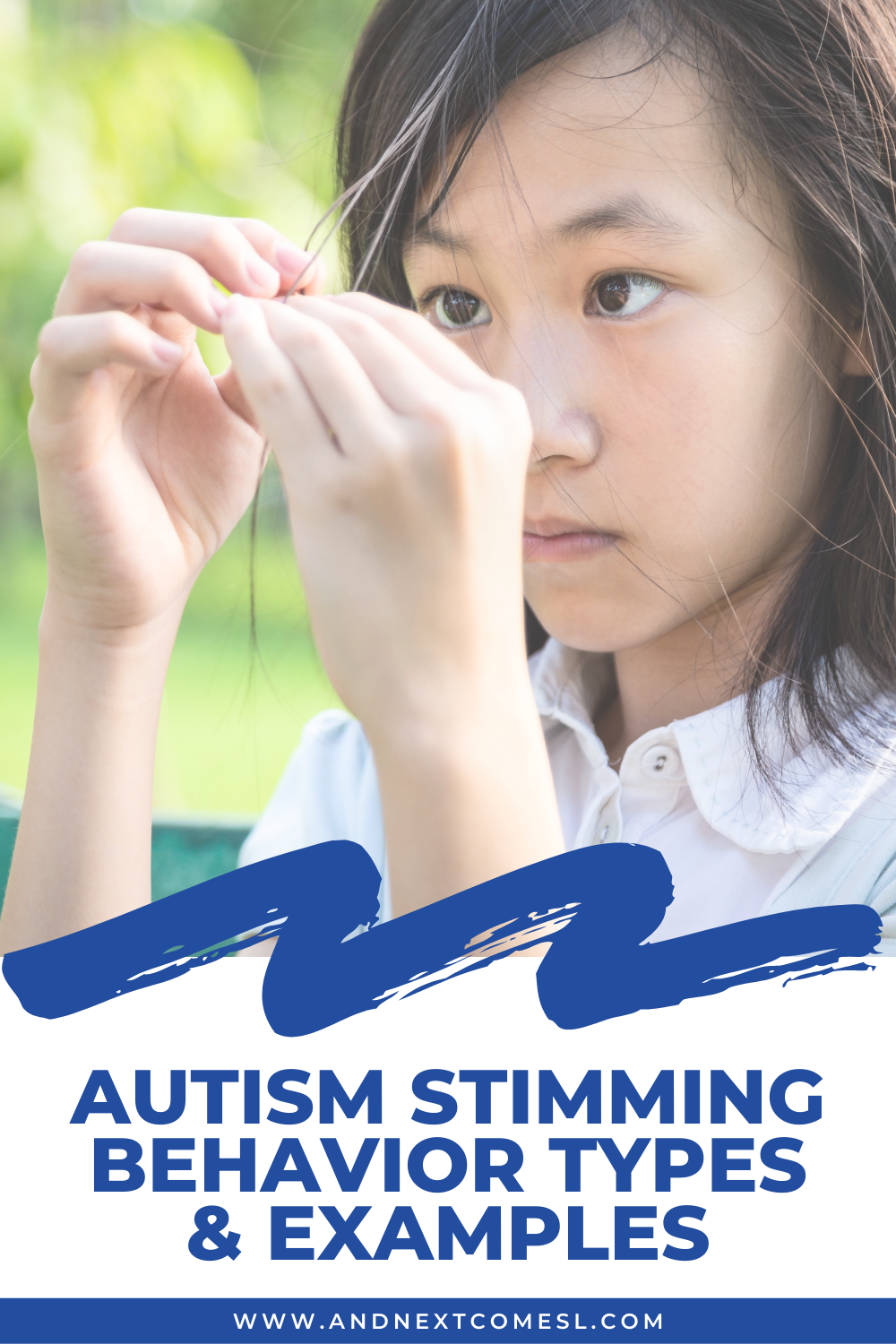 Stimming behaviors in autism: a look at different types of stimming in autism and common examples of stimming in autism