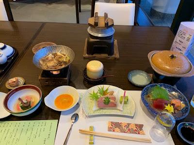 ふよう荘 夕食その2