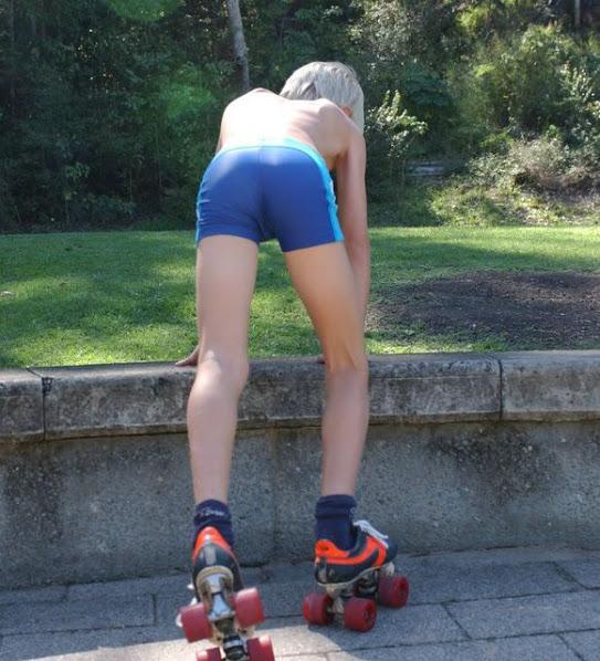 Nude body measurement videos