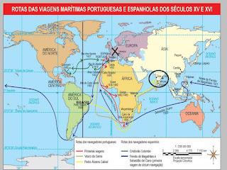Grandes Navegações - www.professorjunioronline.com