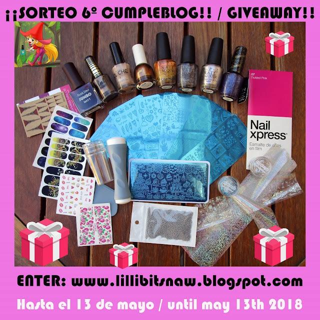 http://lillibitsnaw.blogspot.com.es/2018/04/sorteo-6-cumpleblog-6th-blog.html