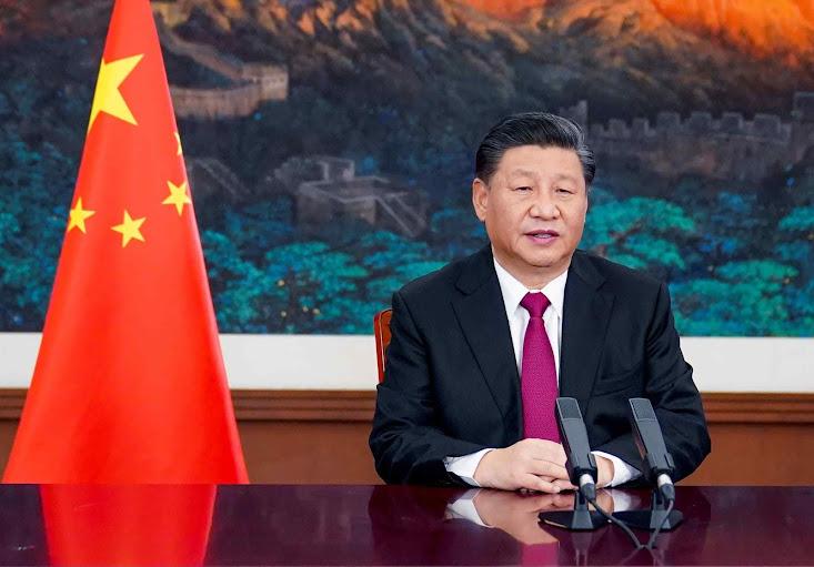 Xi Jinping, aclamado como líder mundial pelo clima, no Dia do Clima promete que fará algo quando a China seja dona do planeta