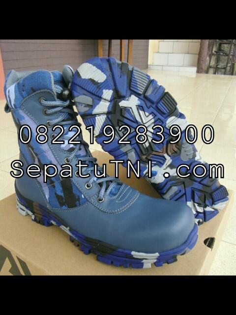 Sepatu PDL TNI AU Swa Bhuwana Paksa merk AWL