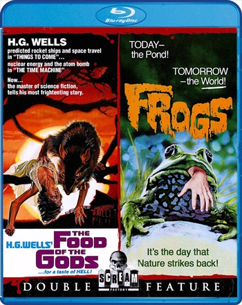 Frogs 1972 Dual Audio Hindi 720p BluRay 900mb